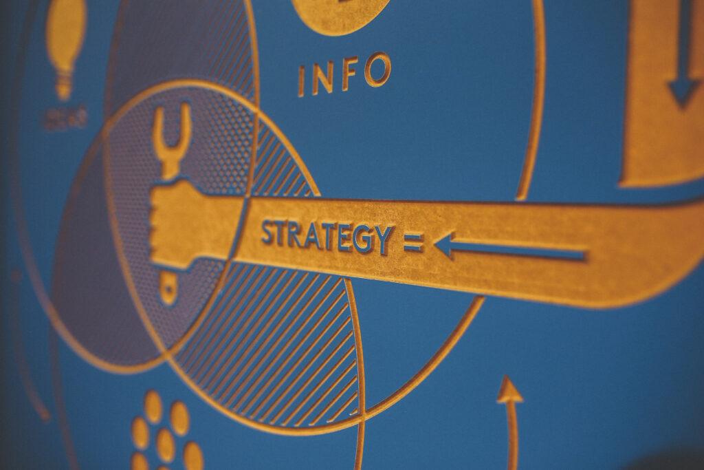 Von der Strategie in die Umsetzung.